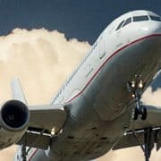 … ein Flug von Frankfurt nach New York?