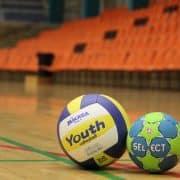 … ein Handballspiel?