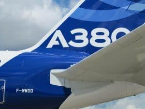 Flugzeug A380