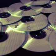 … bis eine CD / DVD unbrauchbar ist?