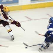 Wie lange dauert ein Eishockeyspiel?